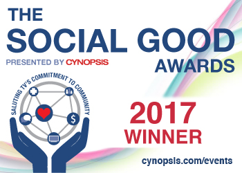 The Social Good Awards, Presented by Cynopsis: 2017 Winner
